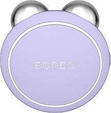 Düfte, Parfümerie und Kosmetik Gesichtsmassagegerät mit Mikrostrom-Gesichtsbehandlung Mini Lavendel - Foreo Bear Mini Lavender