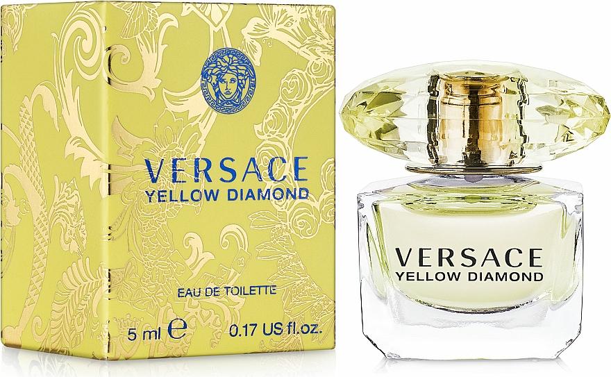 Versace Yellow Diamond - Eau de Toilette (Mini)