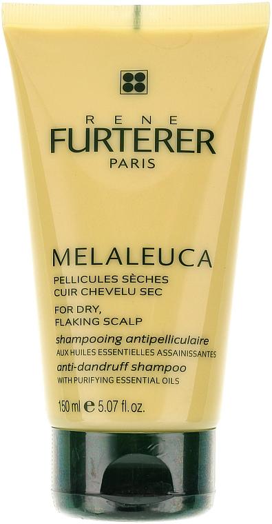 Shampoo gegen trockene Schuppen mit ätherischen Ölen - Rene Furterer Melaleuca Anti-Dandruff Shampoo Dry Dundruff Scalp Moisturizer