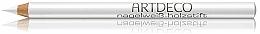 Düfte, Parfümerie und Kosmetik Nagelweiß-Holzstift - Artdeco Nail Whitener Pencil