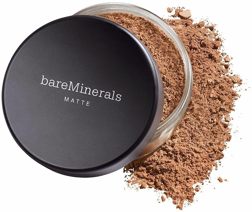 Mattierender Puder LSF 15 - Bare Escentuals Bare Minerals Matte Foundation SPF15