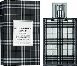 Düfte, Parfümerie und Kosmetik Burberry Brit for men - Eau de Toilette