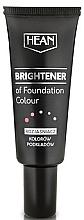 Düfte, Parfümerie und Kosmetik Make-up Base - Hean Brightener of Foundation Colour