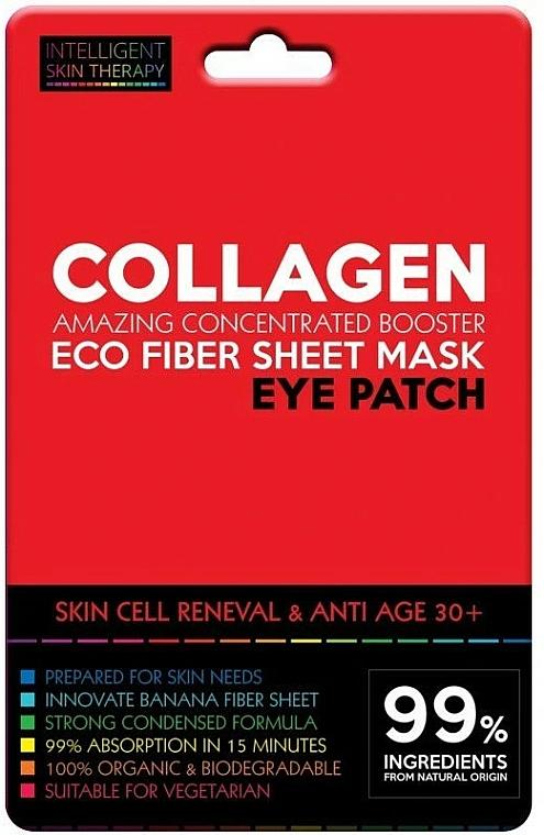 Zellerneuernde Anti-Aging Augenpatches mit Meereskollagen 30+ - Beauty Face IST Cell Rebuilding Eye Patch Marine Collagen