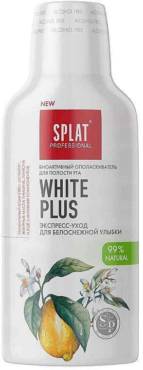 Mundspülung - Splat White Plus