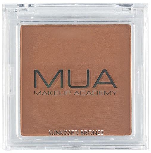Gesichtsbronzer - MUA Bronzer Sunkissed Bronze