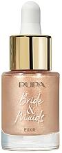 Düfte, Parfümerie und Kosmetik Aufhellendes Gesichtsprimer-Serum - Pupa Bride & Maids Elixir