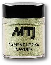 Düfte, Parfümerie und Kosmetik Loser Puder mit hoher Konzentration an Pigmenten - MTJ Cosmetics Pigment