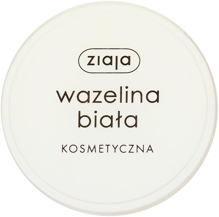 Weiße kosmetische Vaseline - Ziaja Body Care