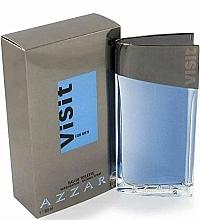Düfte, Parfümerie und Kosmetik Azzaro Visit Pour Homme - Eau de Toilette
