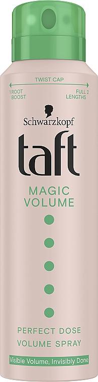 Fixierspray für mehr Volumen - Taft Magic Volume