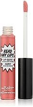 Düfte, Parfümerie und Kosmetik Lipgloss - theBalm Read My Lips Lip Gloss