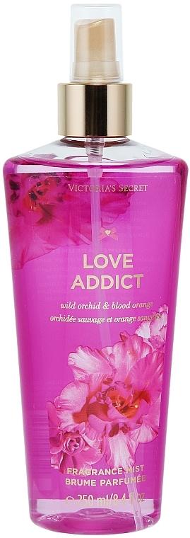 Parfümierter Körpernebel - Victoria's Secret Love Addict Fragrance Mist