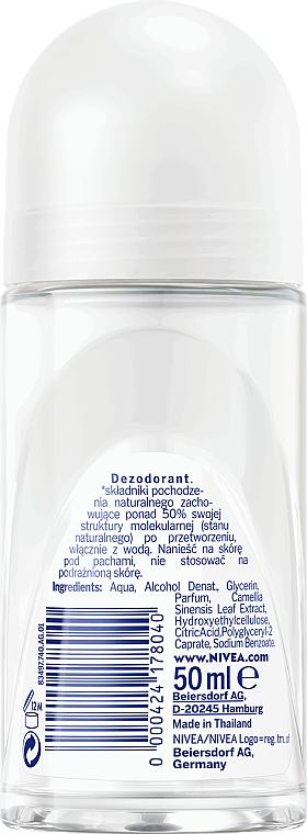 Deo Roll-on - Nivea Naturally Good Deodorant Roll-on Bio Green Tea — Bild N2