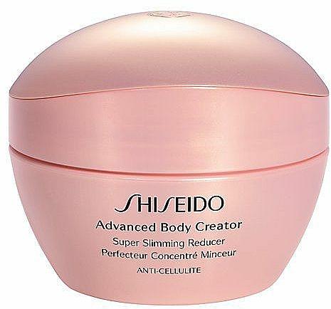 Anti-Cellulite Körpercreme - Shiseido Advanced Body Creator Super Slimming Reducer