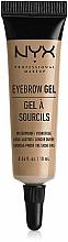 Düfte, Parfümerie und Kosmetik Augenbrauengel - NYX Professional Makeup Eyebrow Gel
