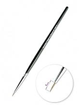 Düfte, Parfümerie und Kosmetik Nageldesign Pinsel 000-2 - Semilac Nail Art Kolinsky Brush
