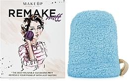 Düfte, Parfümerie und Kosmetik Handschuh zum Abschminken ReMake türkis - MakeUp