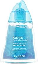 Düfte, Parfümerie und Kosmetik Feuchtigkeitsspendendes und beruhigendes Gesichtsgel mit Mineralwasser - The Saem Iceland Hydrating Soothing Gel