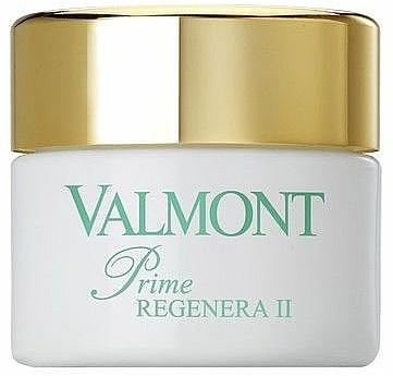 Ultra reichhaltige, regenerierende und pflegende Gesichtscreme Prime Regenera II - Valmont Creme Cellulaire Superstructurante Nourrissante