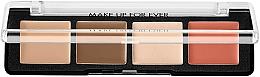 Düfte, Parfümerie und Kosmetik Make-up Palette mit 4 Farben - Make Up For Ever Pro Sculpting Palette