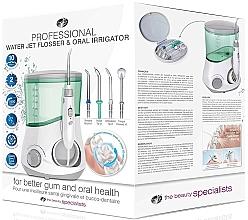 Düfte, Parfümerie und Kosmetik Professionelle Munddusche mit 4 verschiedenen Düsen - Rio Professional Water Jet Flosser and Oral Irrigator