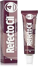 Düfte, Parfümerie und Kosmetik Augenbrauen- und Wimpernfarbe (ohne Entwicklerlotion) - RefectoCil Augenbrauen- und Wimpernfarbe