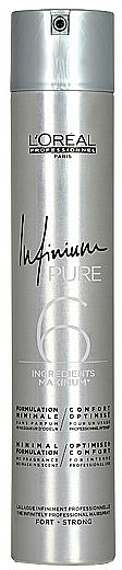Haarlack - L'Oreal Professionnel Infinium Pure Strong