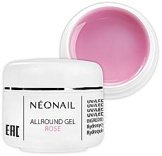 Düfte, Parfümerie und Kosmetik Aufbau-Nagelgel rosa - NeoNail Professional Allround Gel Rose
