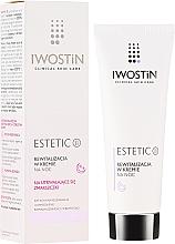 Düfte, Parfümerie und Kosmetik Regenerierende Nachtcreme für das Gesicht - Iwostin Estetic 2 Revitalization Night Cream