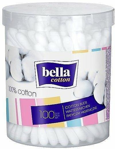 Wattestäbchen - Bella (Runde Verpackung)