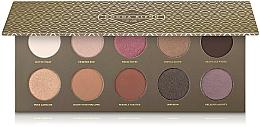 Düfte, Parfümerie und Kosmetik Lidschattenpalette - Zoeva Cocoa Blend Palette