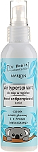 Düfte, Parfümerie und Kosmetik Fuß-Antitranspirant - Marion Dr Koala Foot Antiperpirant In Mist