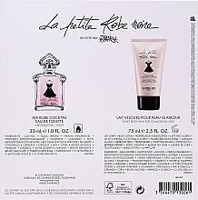 Guerlain La Petite Robe Noir - Duftset (Eau de Toilette 30ml + Körperlotion 75ml) — Bild N3