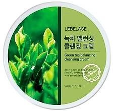 Düfte, Parfümerie und Kosmetik Gesichtsreinigungscreme mit grünem Tee - Lebelage Green Tea Balancing Cleansing Cream