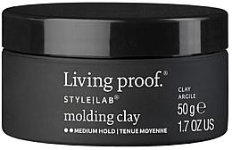 Düfte, Parfümerie und Kosmetik Haarstyling-Ton für nasses und trockenes Haar - Living Proof Style Lab Molding Clay Medium Hold