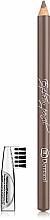 Düfte, Parfümerie und Kosmetik Weicher Augenbrauenstift - Dermacol Eyebrow Pencil