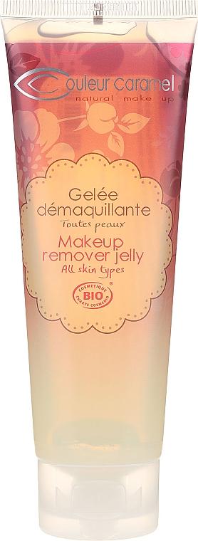 Make-up Entferner-Gelee für alle Hauttypen - Couleur Caramel Makeup Remover Jelly All Skin Types