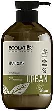 Düfte, Parfümerie und Kosmetik Flüssige Handseife mit Aloe und Mandelmilch - Ecolatier Urban Liquid Soap