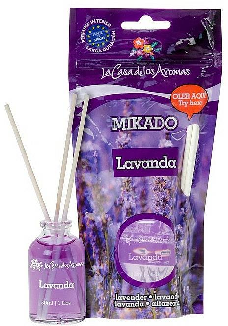 Raumerfrischer Lavendel - La Casa de Los Aromas Mikado Reed Diffuser