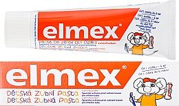 Düfte, Parfümerie und Kosmetik Kinderzahnpasta mit Aminfluorid 0-6 Jahre - Elmex Childrens Toothpaste