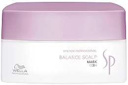 Düfte, Parfümerie und Kosmetik Maske für empfindliche Kopfhaut - Wella SP Balance Scalp Mask