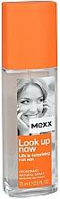 Düfte, Parfümerie und Kosmetik Mexx Look Up Now for Her - Parfümiertes Körperspray