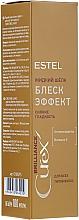 Düfte, Parfümerie und Kosmetik Flüssige Seide für mehr Haarglanz - Estel Professional Curex Brilliance Silk