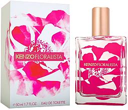 Düfte, Parfümerie und Kosmetik Kenzo Floralista - Eau de Toilette