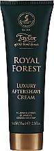 Düfte, Parfümerie und Kosmetik Taylor of Old Bond Street Royal Forest Aftershave Cream - After Shave Creme