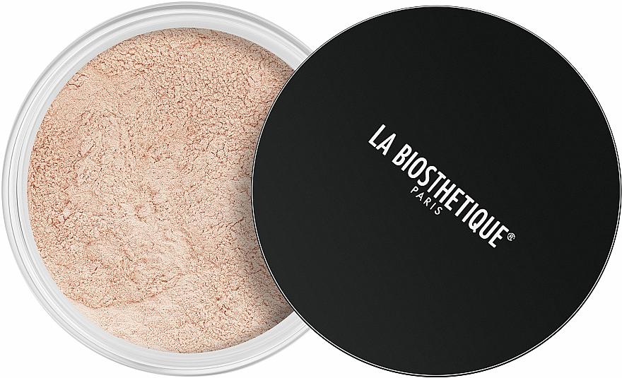 Loses Mineralpuder-Make-up - La Biosthetique Silky Mineral Powder