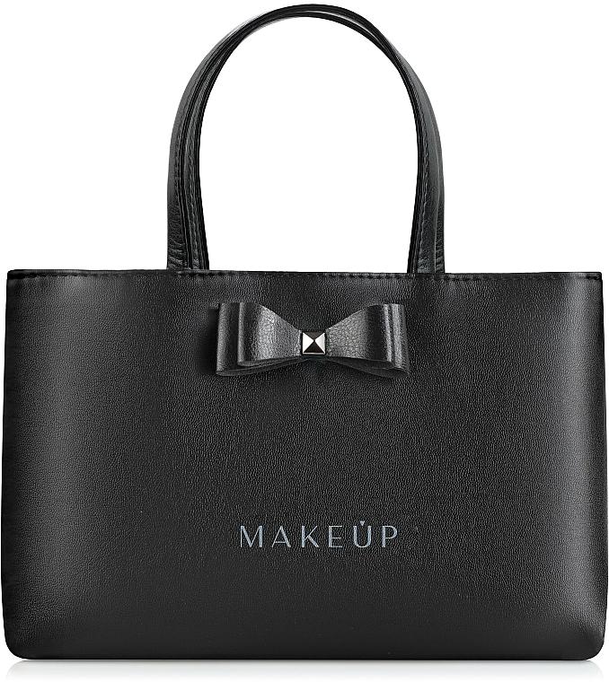 Handtasche Black elegance - MakeUp (24 x 15,5 cm)