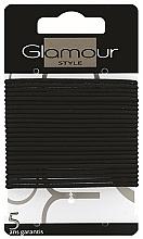 Düfte, Parfümerie und Kosmetik Haargummis 414933 schwarz - Glamour