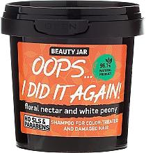 "Düfte, Parfümerie und Kosmetik Shampoo für coloriertes Haar ""Oops…I did it again!"" - Beauty Jar Shampoo For Colour-Treated And Damaged Hair"